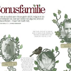 Psychologie Magazine - Bonusfamilie