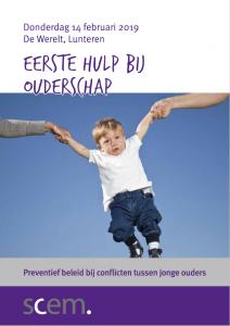 Eerste hulp bij ouderschap SCEM